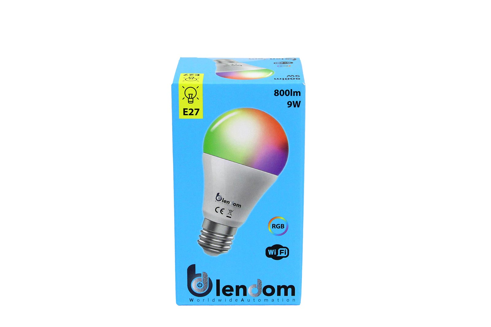 Lampadina smart e27 blendom for Lampadina e27